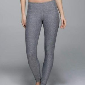 ✺Grey Lulu lemon leggings
